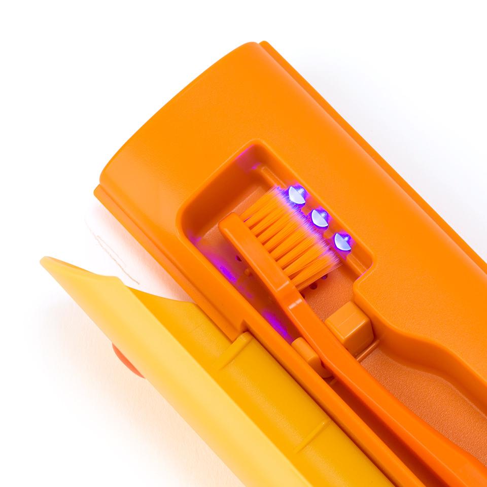 샐리 LED UV 칫솔 살균기