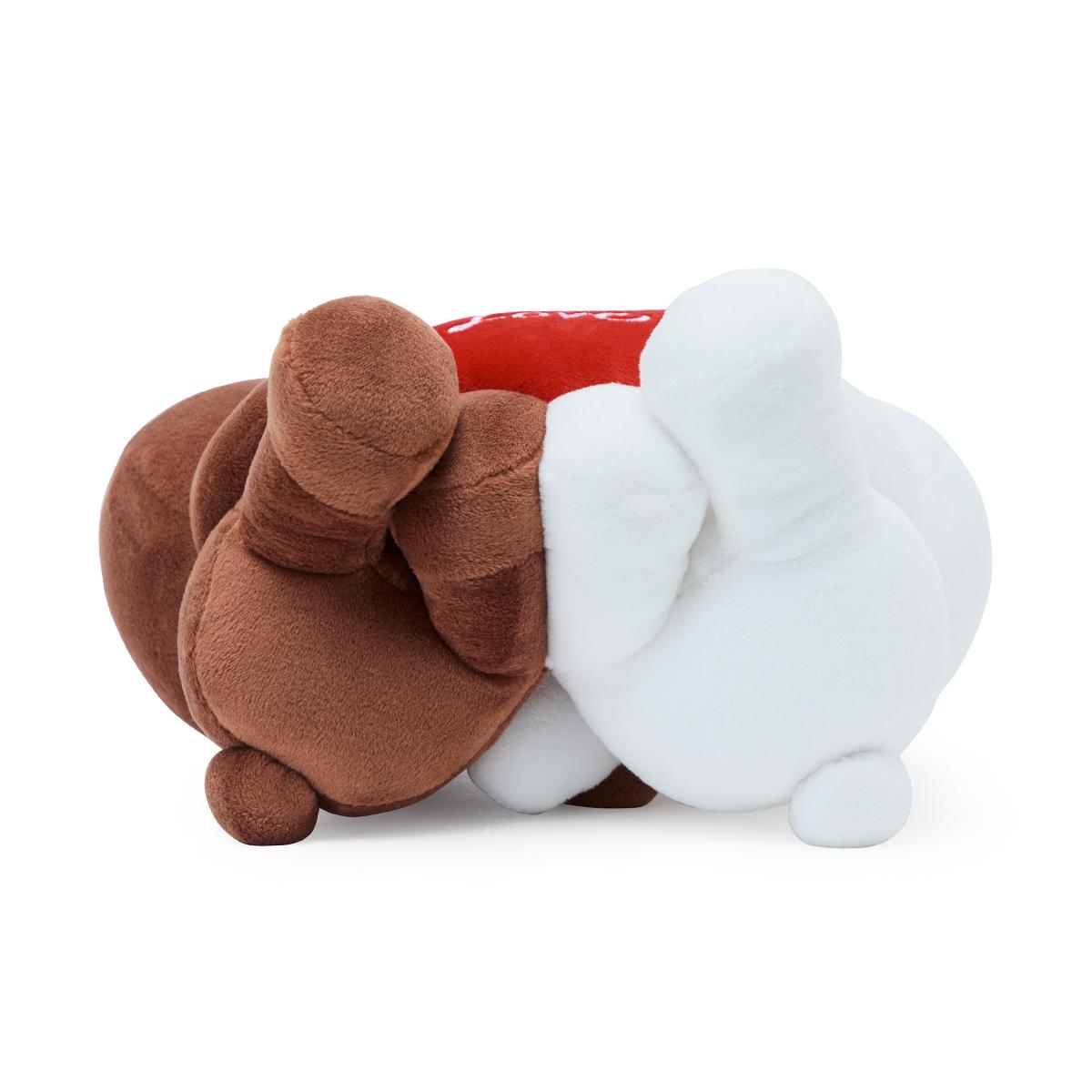 브라운&코니 커플 앉은 인형 (20cm) 시즌5