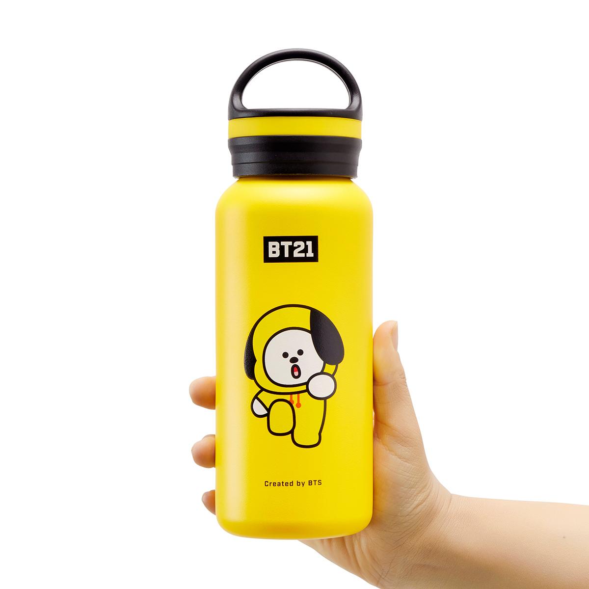 BT21 CHIMMY 핸들 보온병 473ml