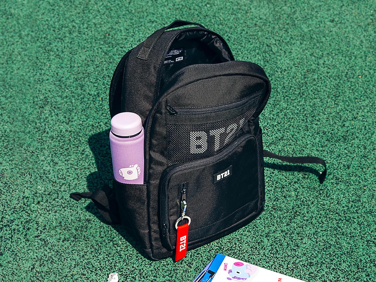 BT21과 학교 가자!