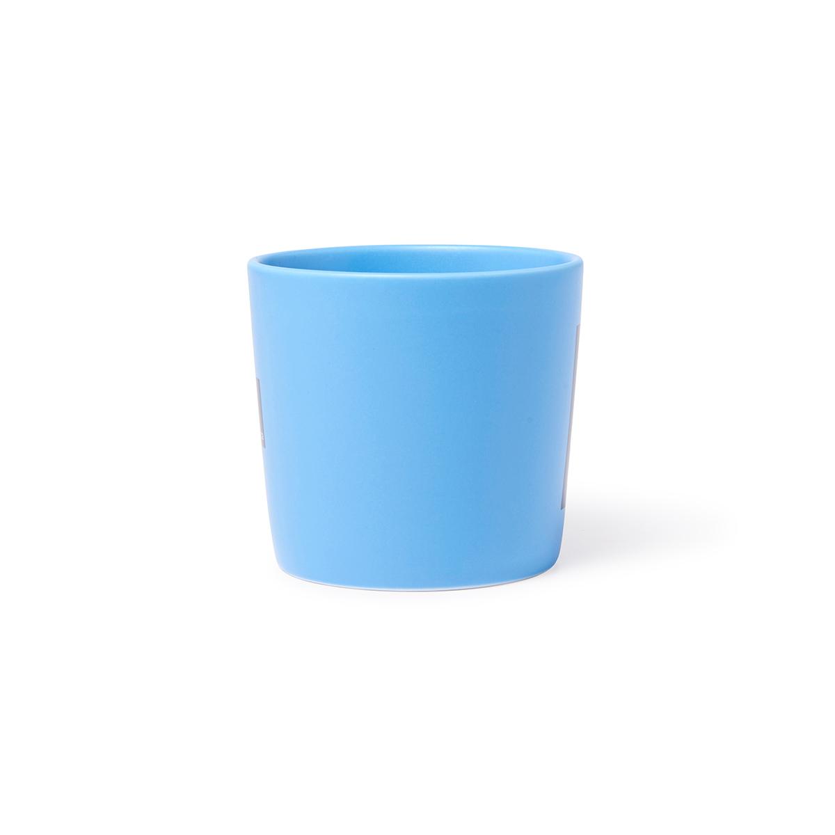 헬베티카 브라운 머그컵 350ml