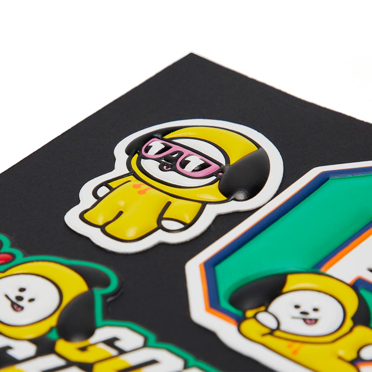 BT21 CHIMMY 커스터마이징 스티커