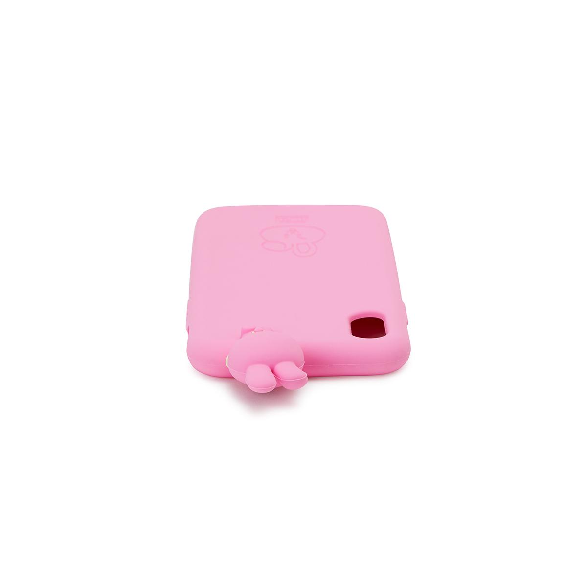 [아이폰X, 8, 8 Plus] BT21 COOKY 빼꼼 피규어 실리콘 케이스