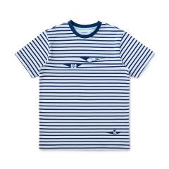 브라운앤프렌즈 블루 스프라이트 반팔 티셔츠