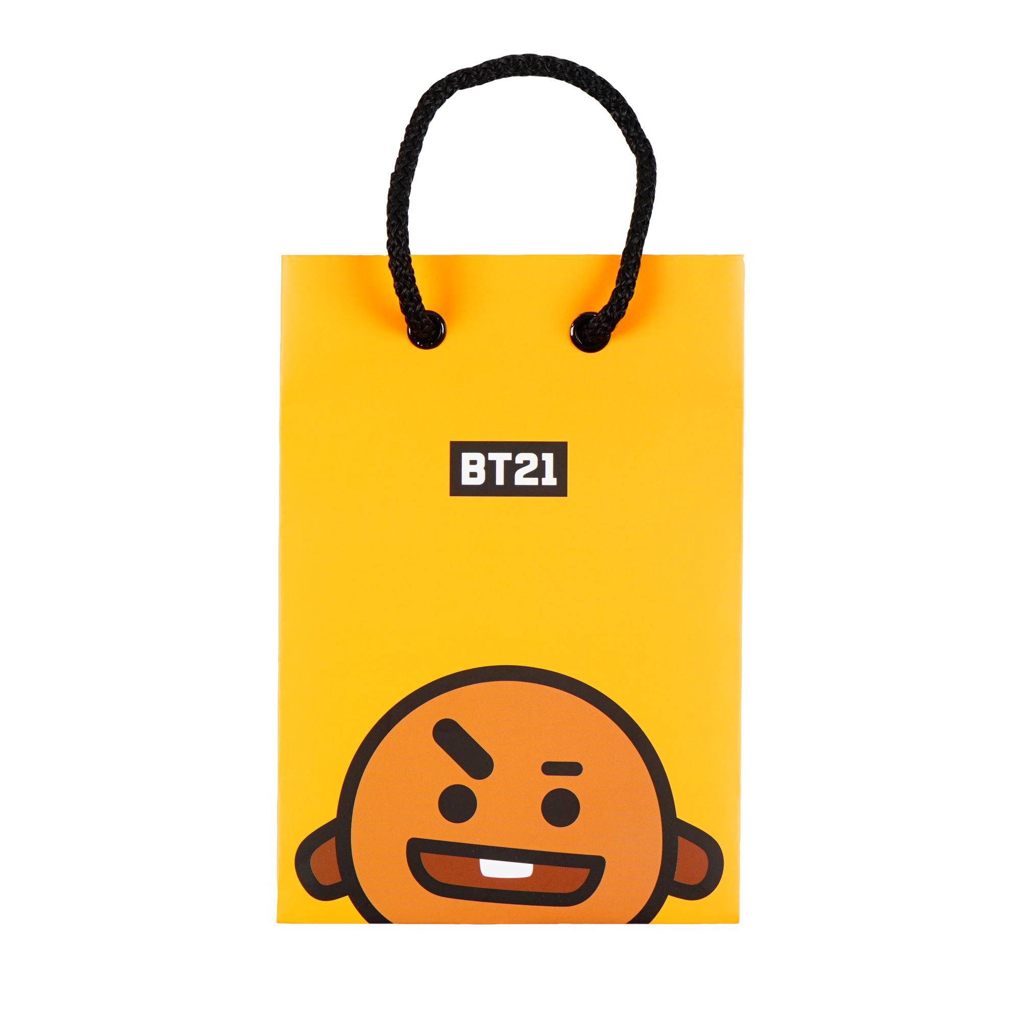 BT21 SHOOKY 기프트 쇼핑백 (Small)