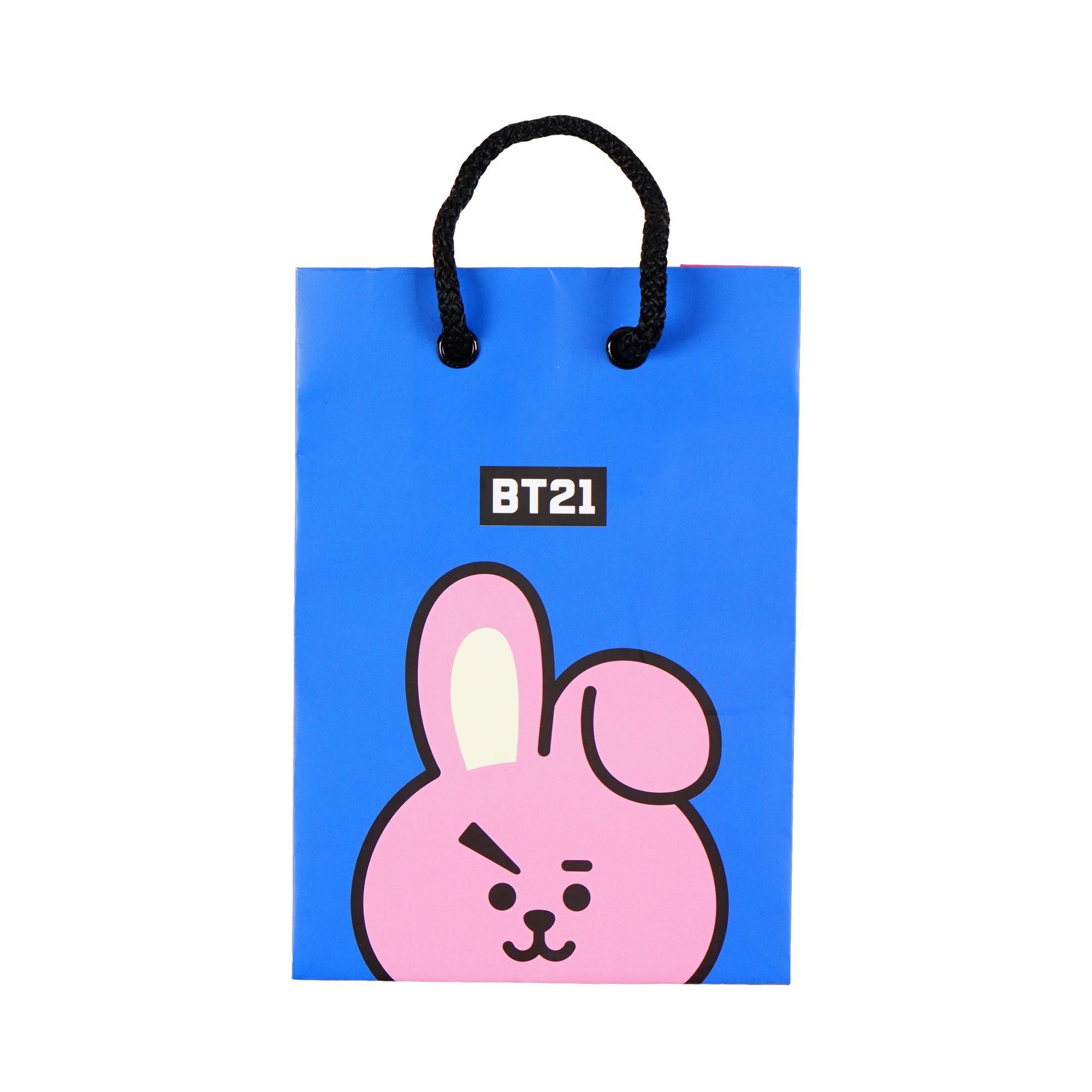 BT21 COOKY 기프트 쇼핑백 (Small)