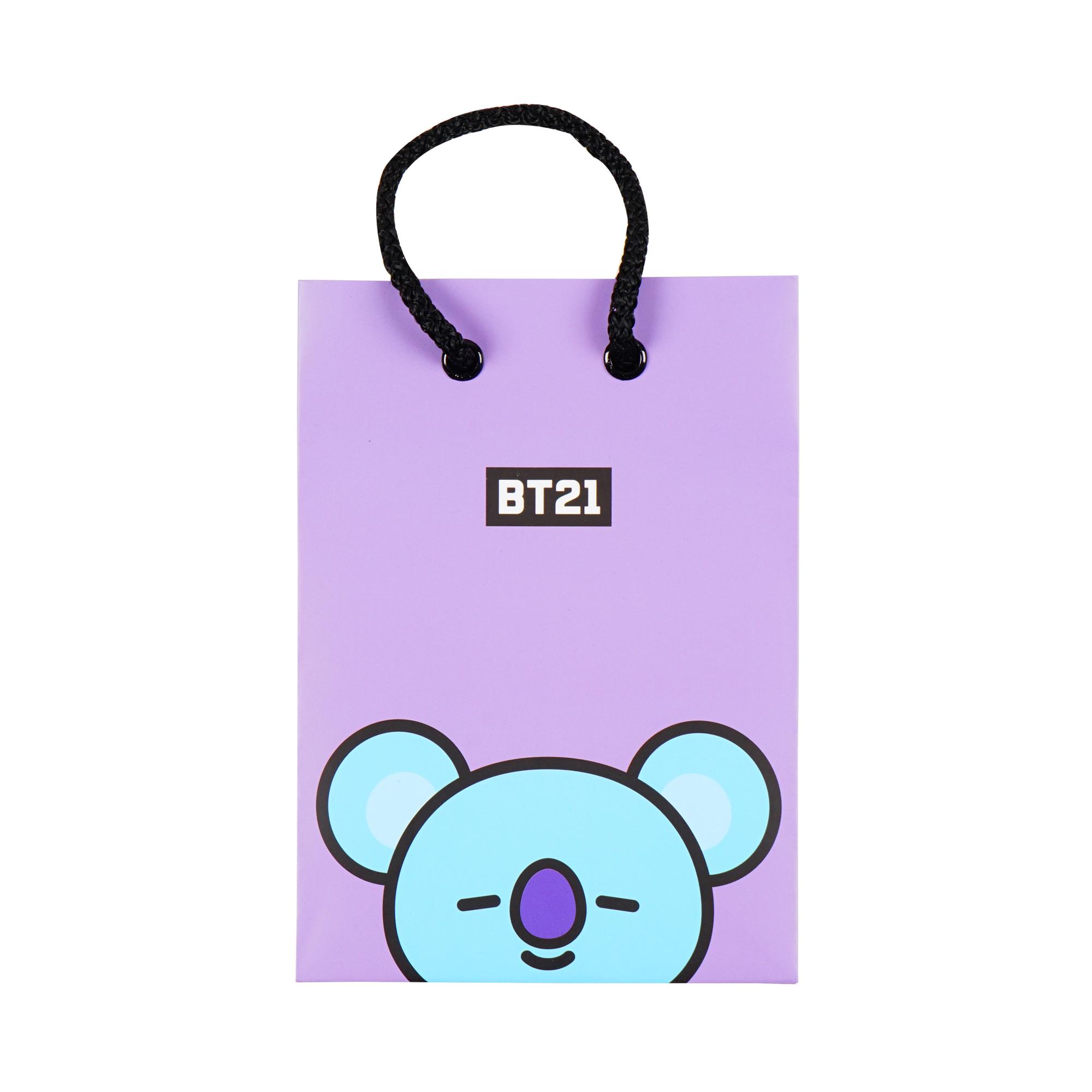 BT21 KOYA 기프트 쇼핑백 (Small)