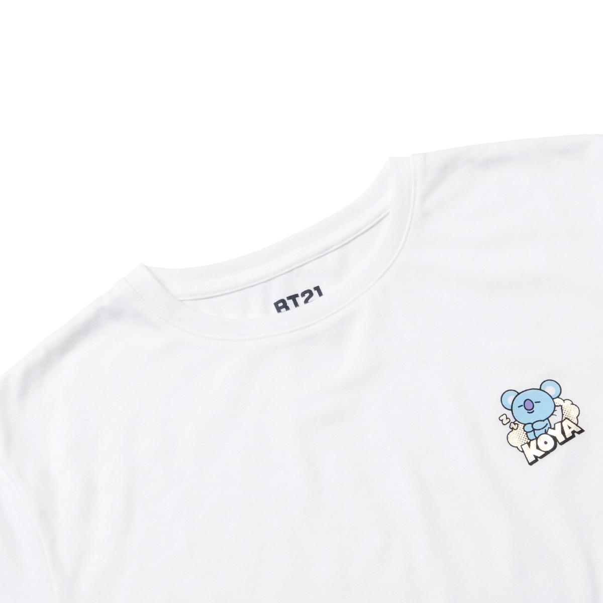 BT21 KOYA 코믹팝 파자마 세트