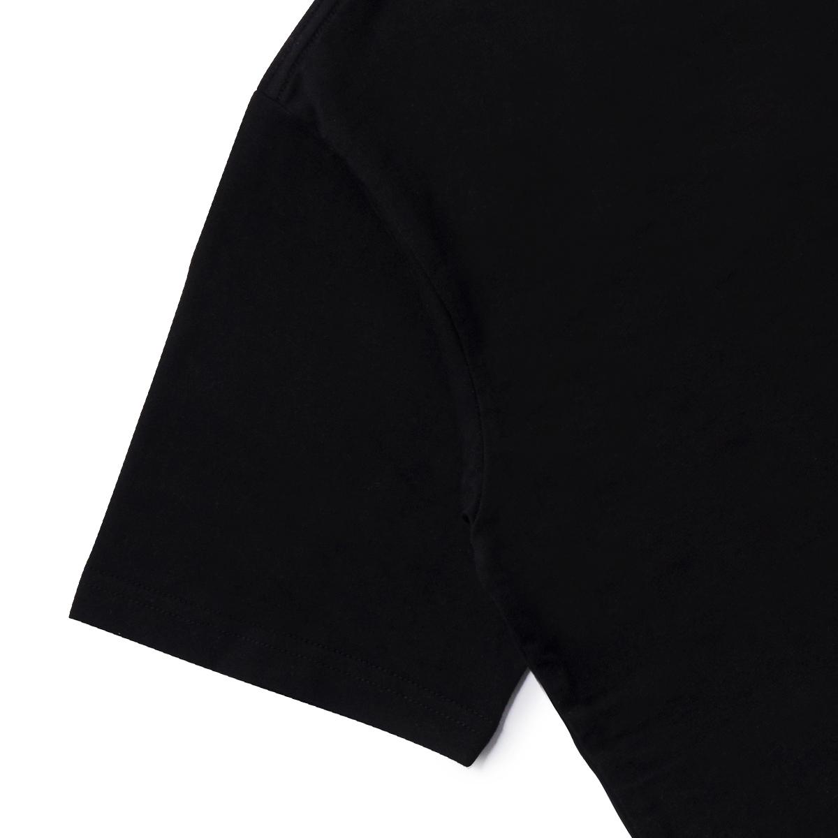 블랙 코니 커플 티셔츠 (S,M)