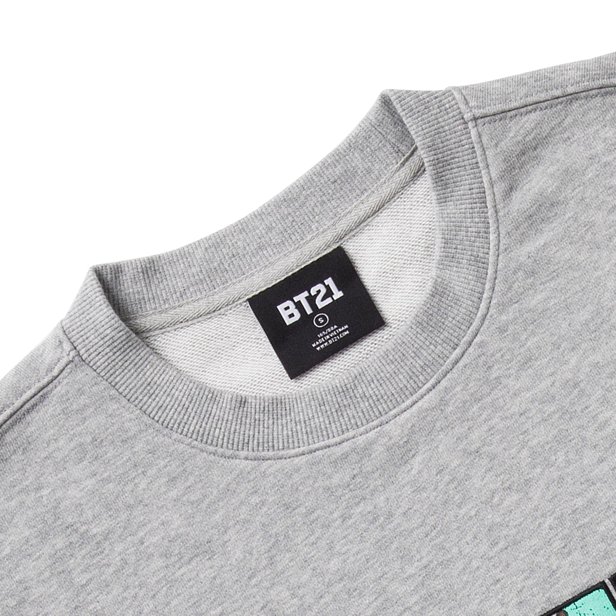 BT21 SHOOKY 코믹팝 스웻셔츠