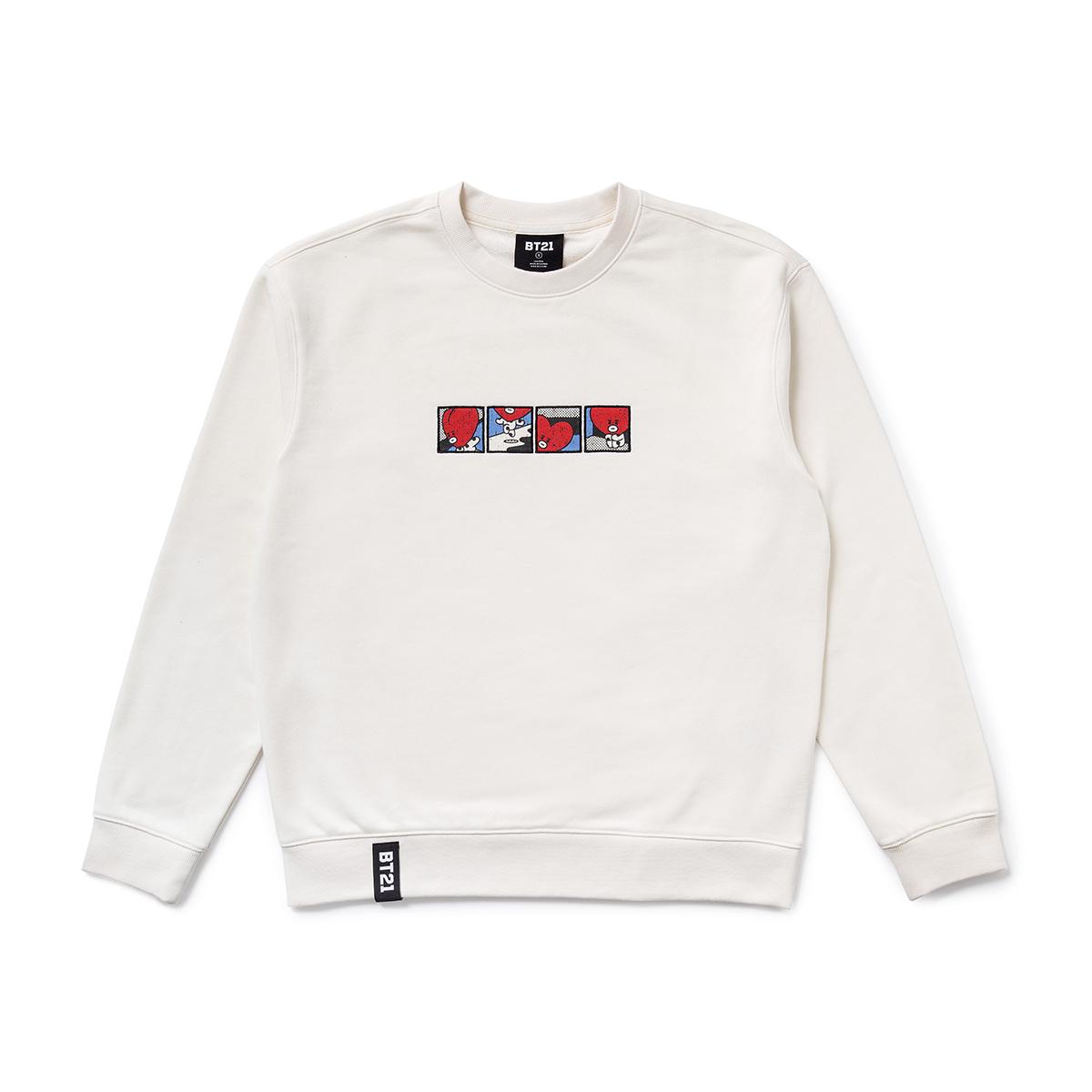 TATA Comic Pop Sweatshirt