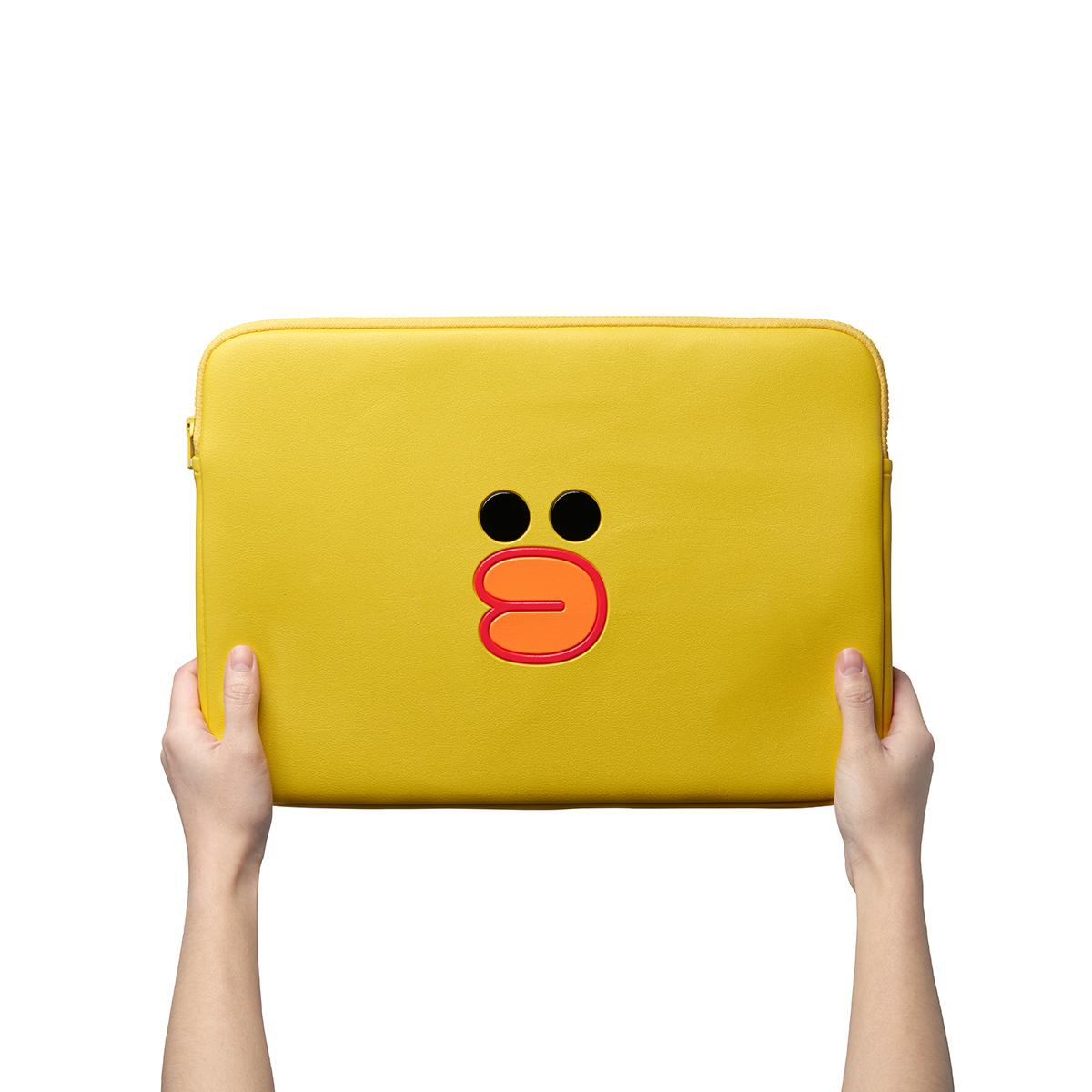 샐리 레더라이크 노트북 파우치 15인치