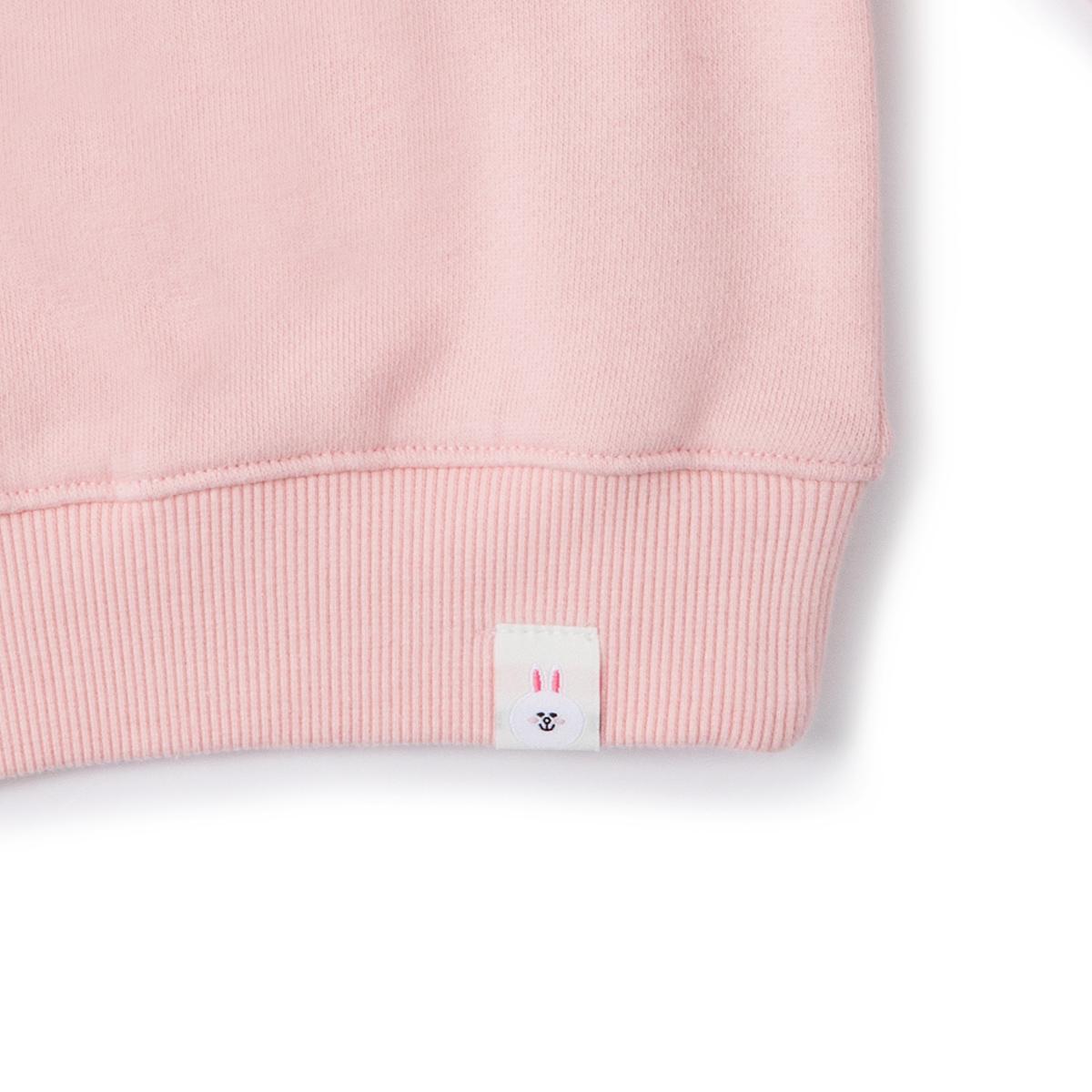 컬러타임 코니 키즈 면 후드 티셔츠